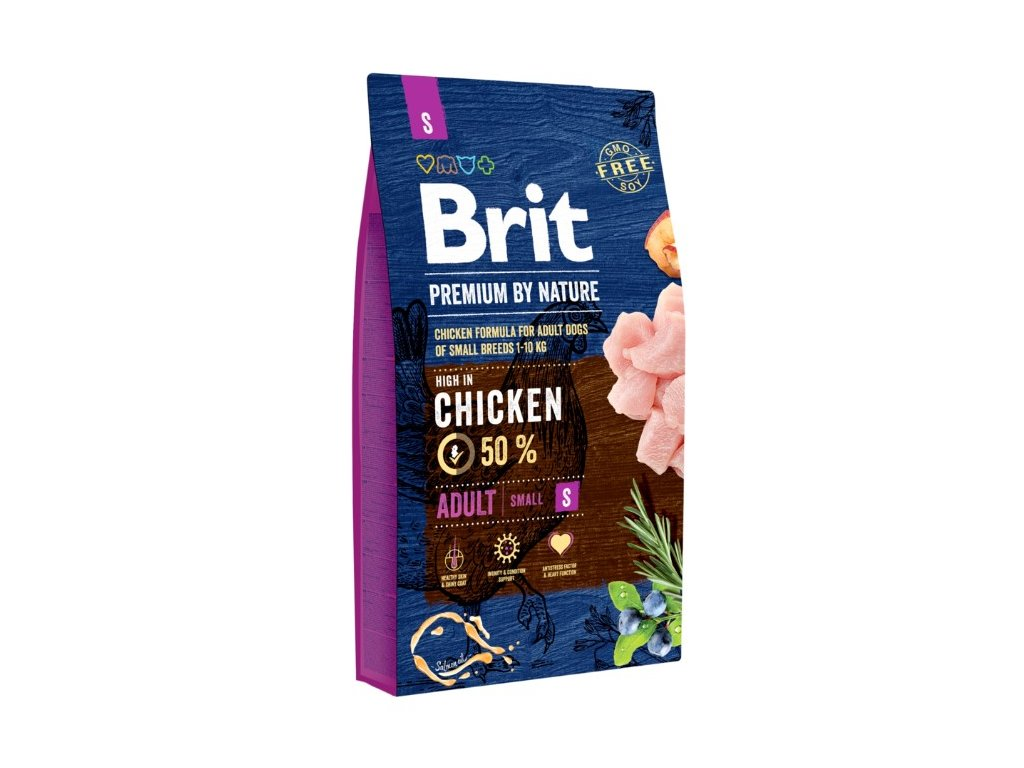 5334 brit premium by nature adult s 8kg