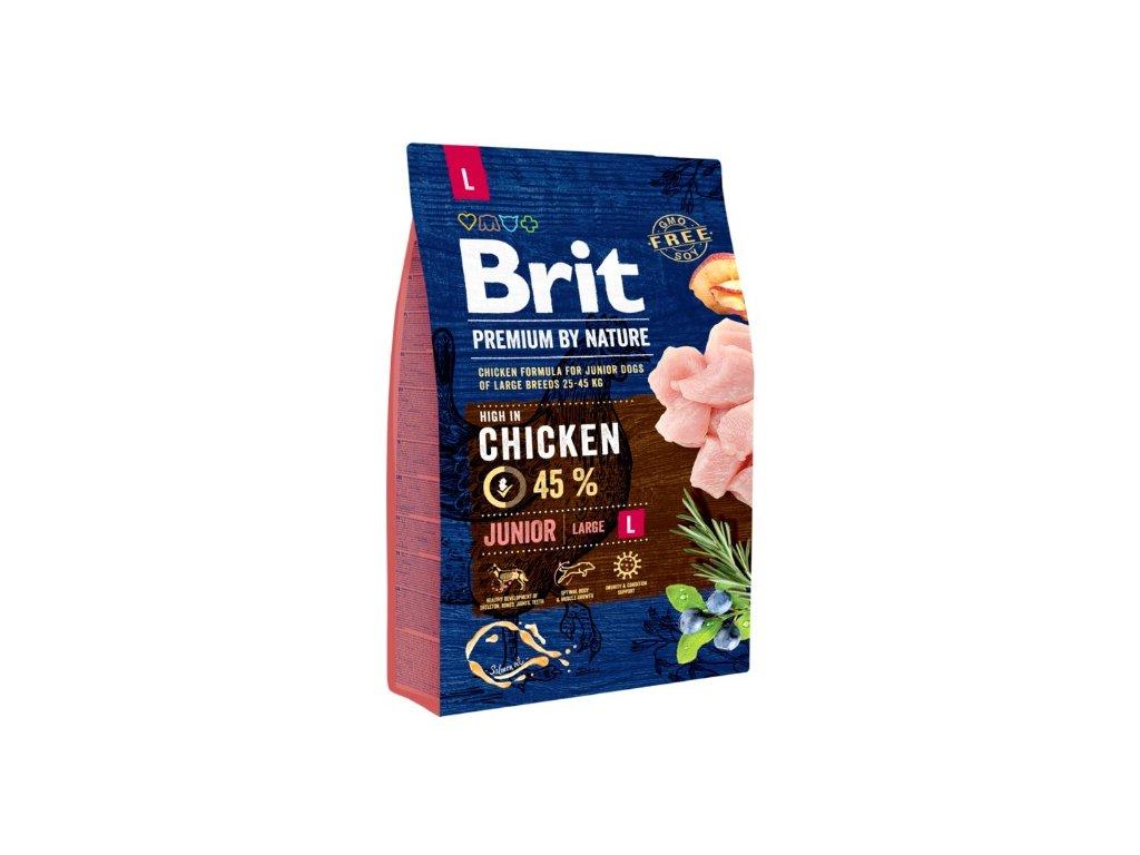 5301 brit premium by nature junior l 3kg