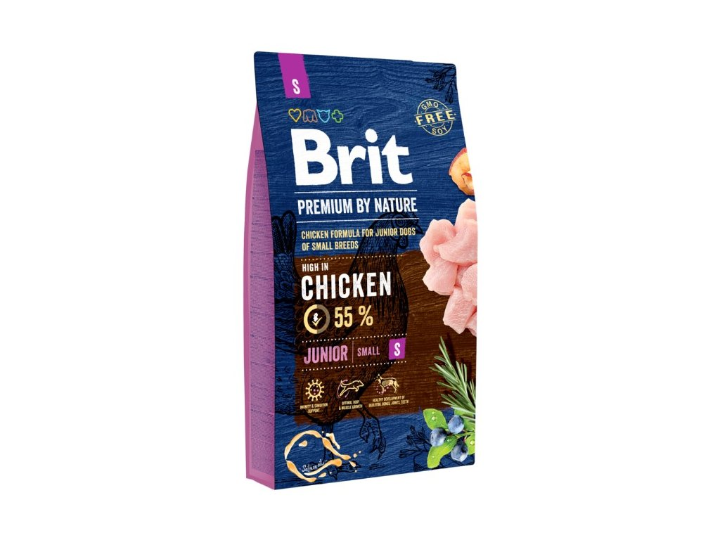 5328 brit premium by nature junior s 8kg