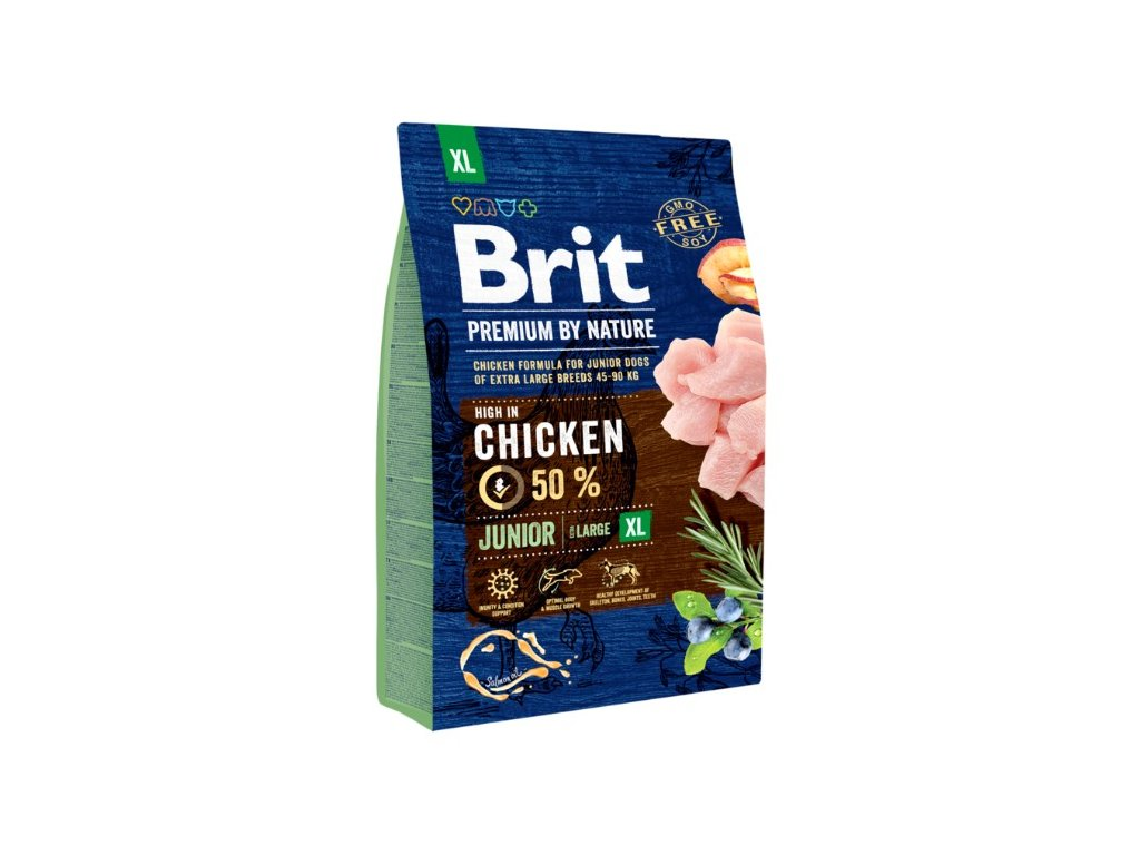 5310 brit premium by nature junior xl 3kg
