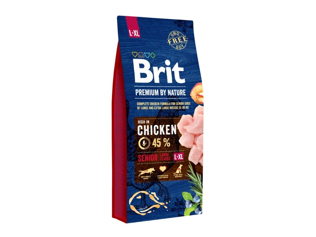 5370 brit premium by nature senior l xl 15kg