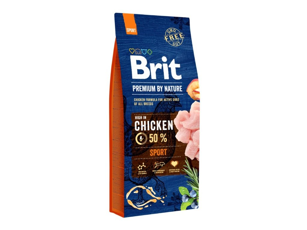 5391 brit premium by nature sport 15kg