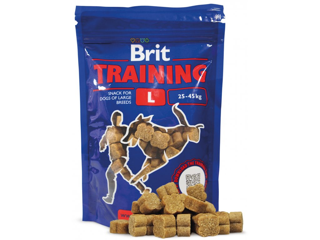 2370 brit training snack l 500g