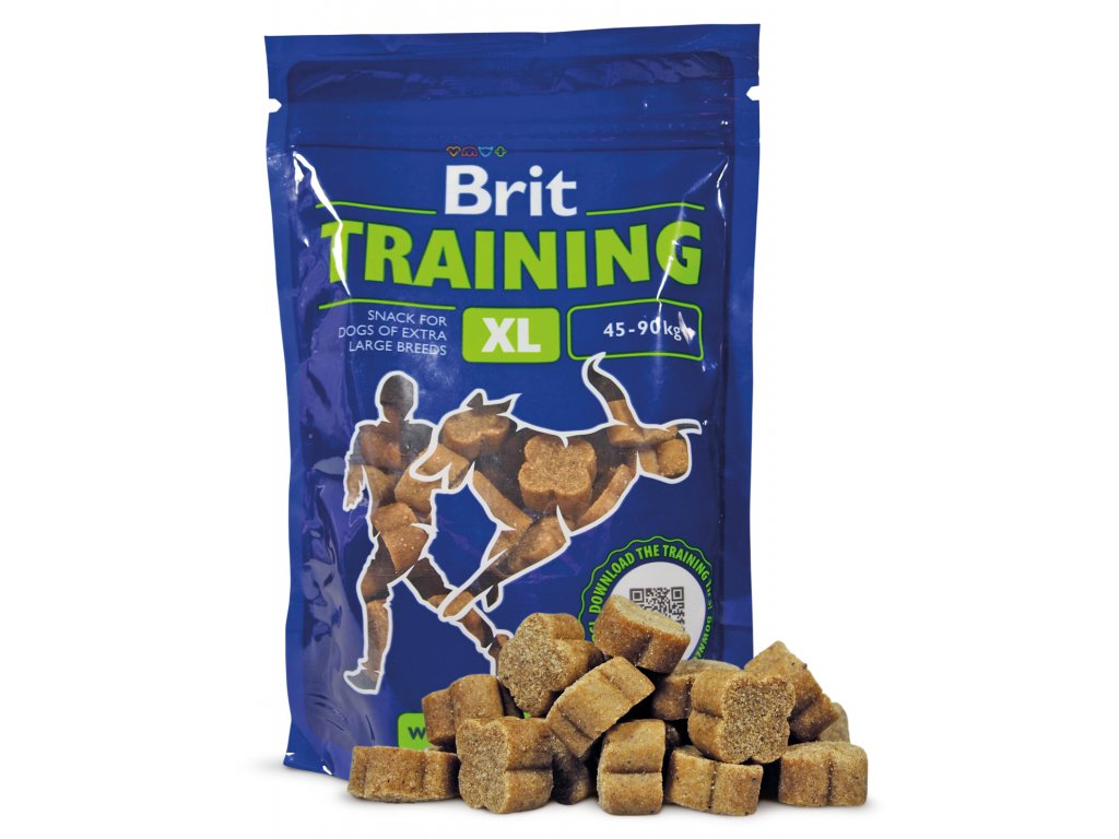 2373 brit training snack xl 200g