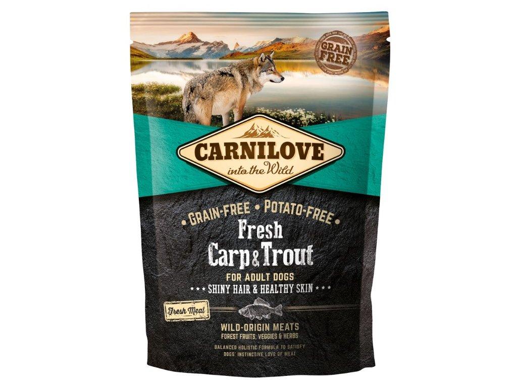 Carnilove Dog Fresh Carp & Trout 1,5 kg