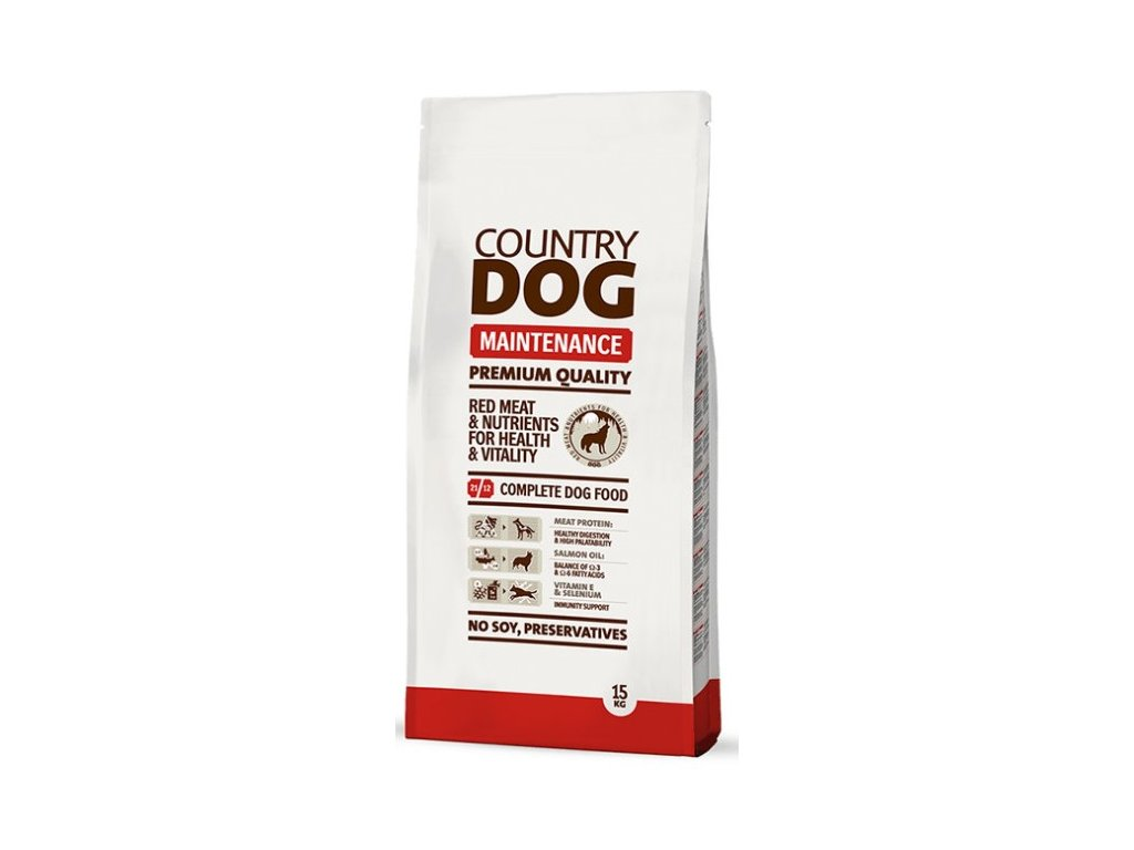 COUNTRY DOG Maintenance 15kg | Tenesco.cz