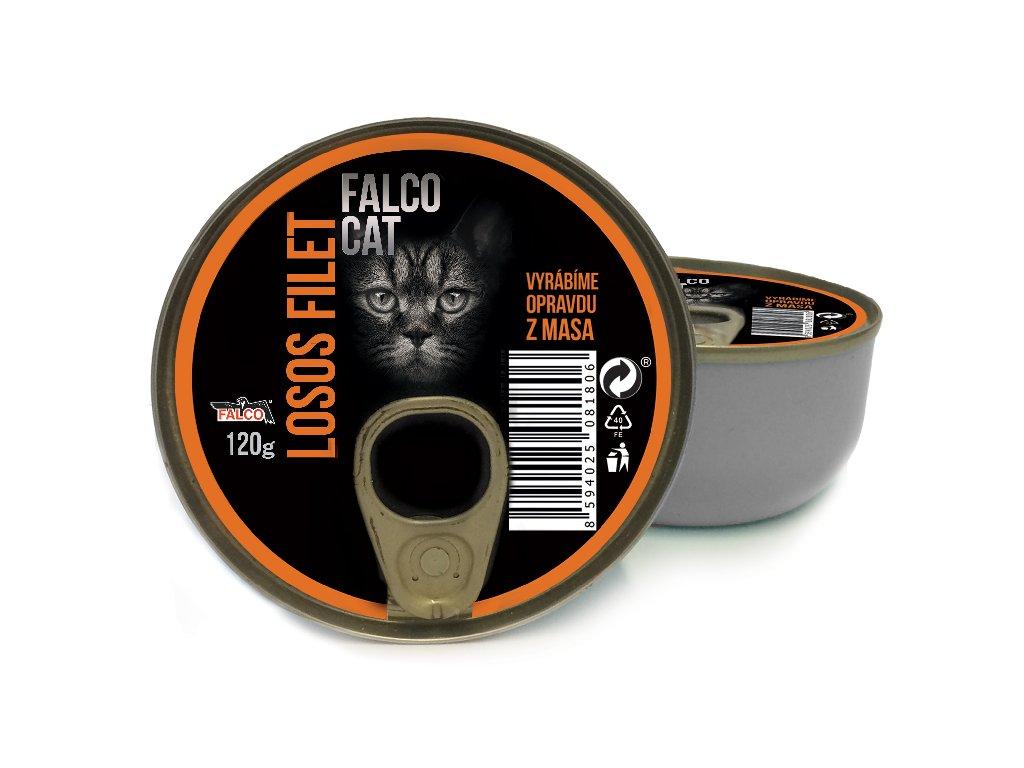 falco cat losos filet