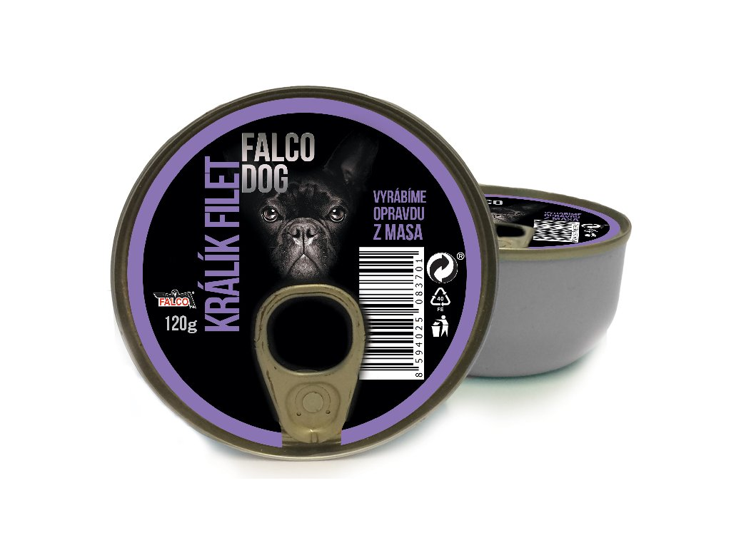 falco dog kralik filet