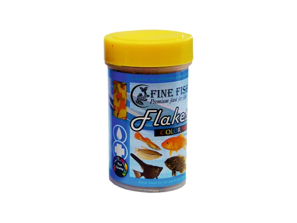 Fine Fish Flakes 250 ml 45 g