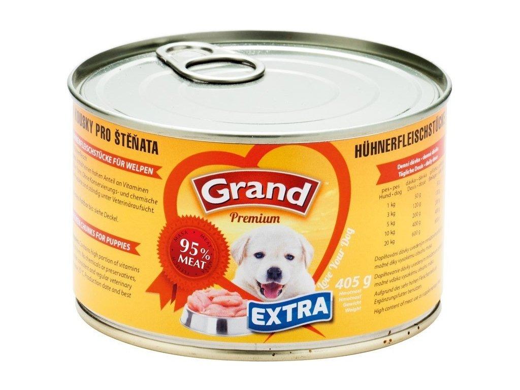 GRAND EXTRA štěně 405 g