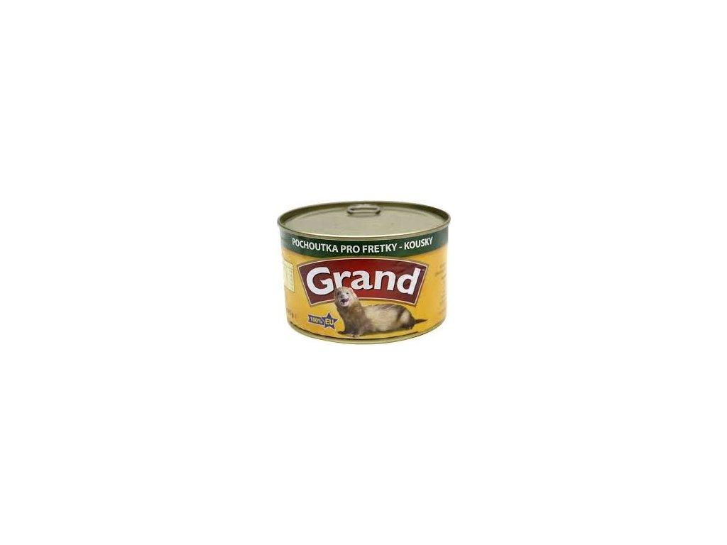 GRAND kousky masa pro fretky 405 g