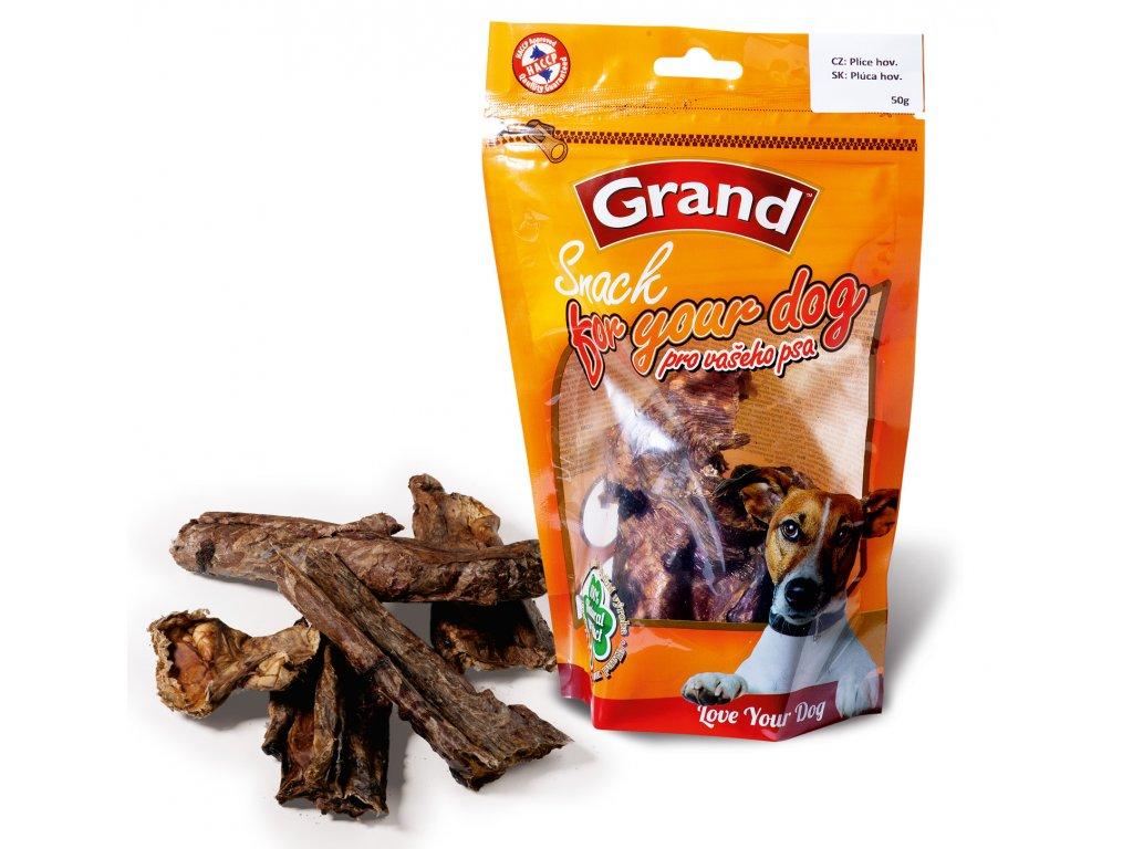 Grand plíce sušené hovězí 50 g