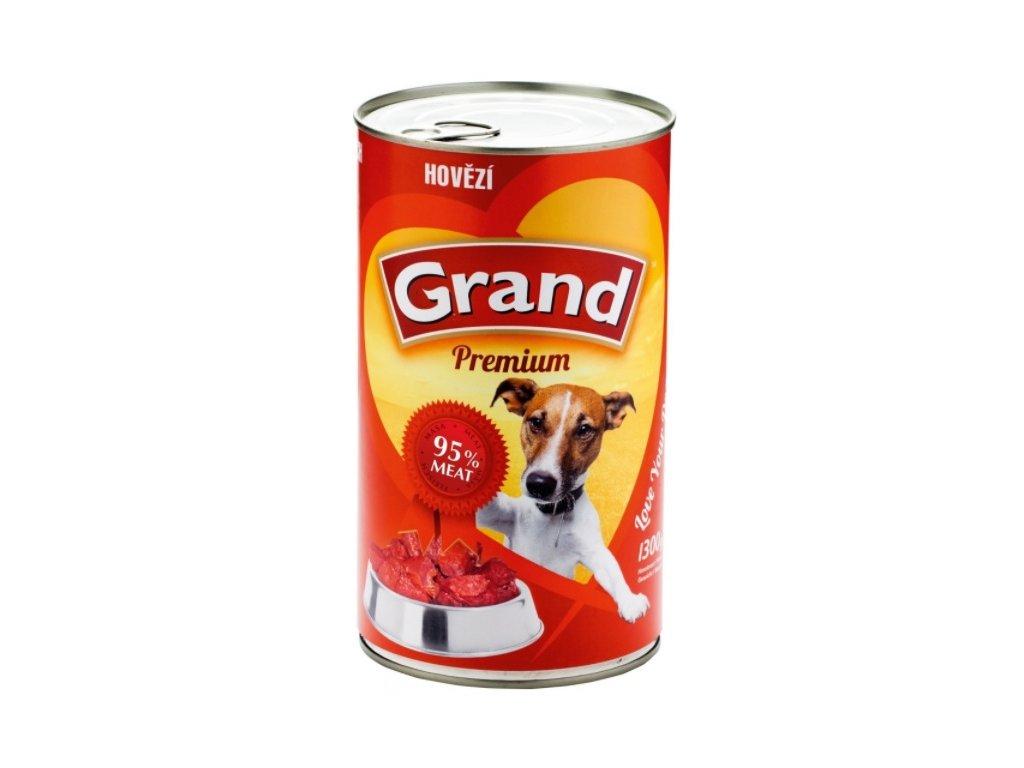 GRAND Premium Hovězí 1300 g