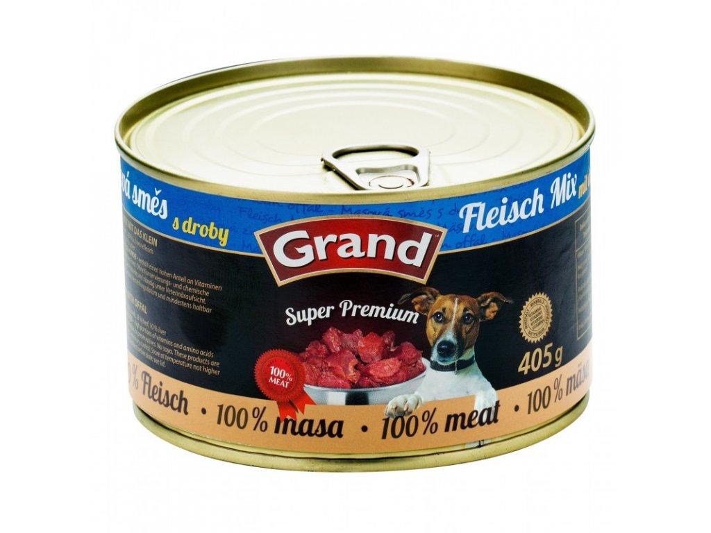 GRAND Superpremium masová směs 405 g