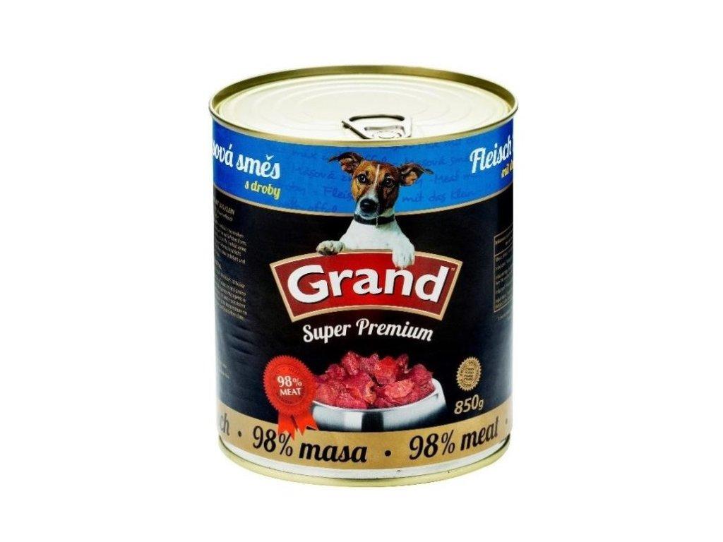 GRAND Superpremium masová směs 850 g