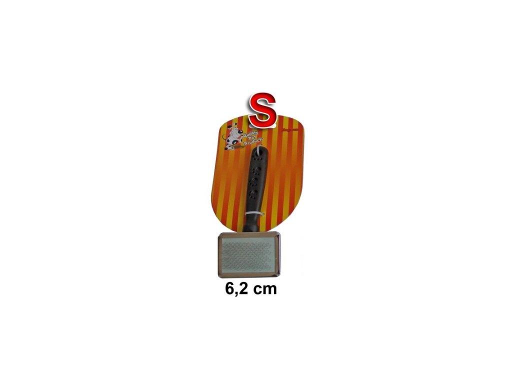 Kartáč na psy S 6,2 cm