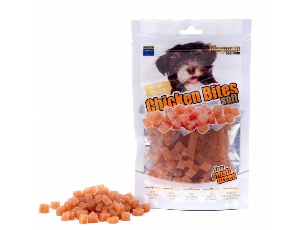 3975 magnum chicken bites soft 80g