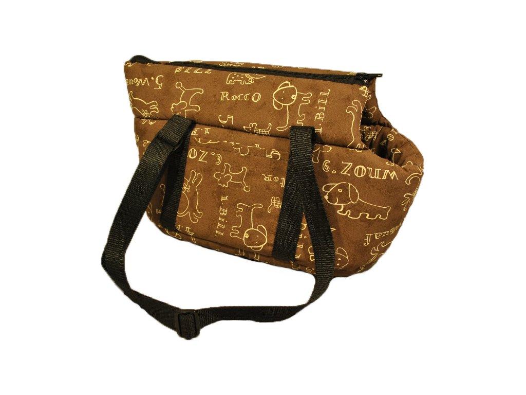 6378 magnum taska bavlna 50cm vzor 27