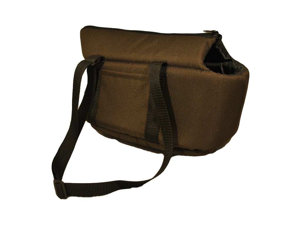 6306 magnum taska praktik s podsivkou 30cm hneda