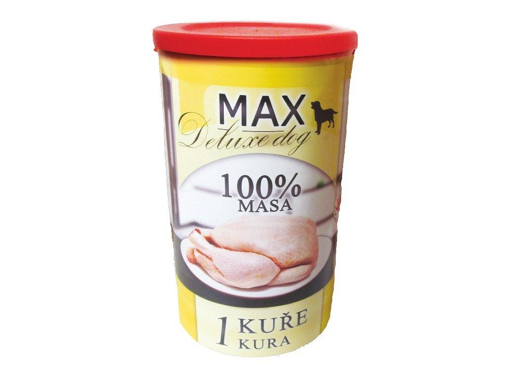 MAX deluxe 1 kuře 1200 g