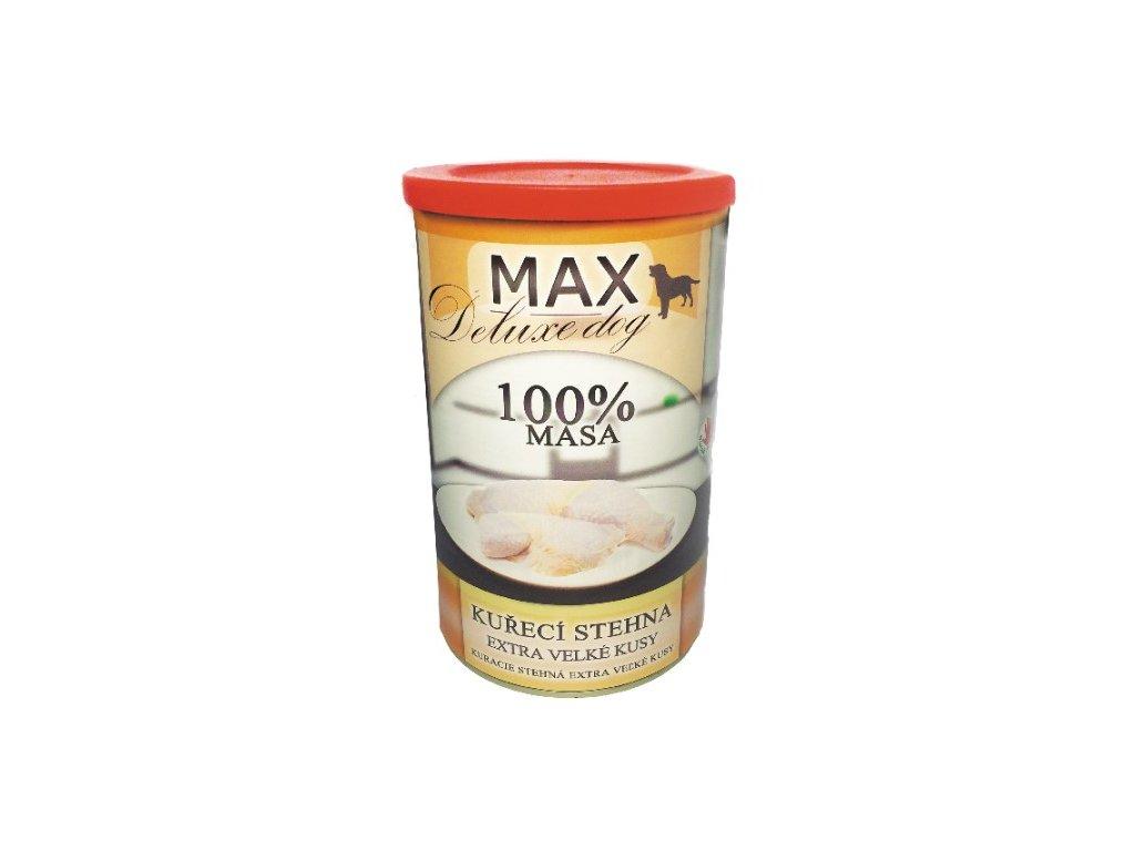 MAX deluxe kuřecí stehna 1200 g