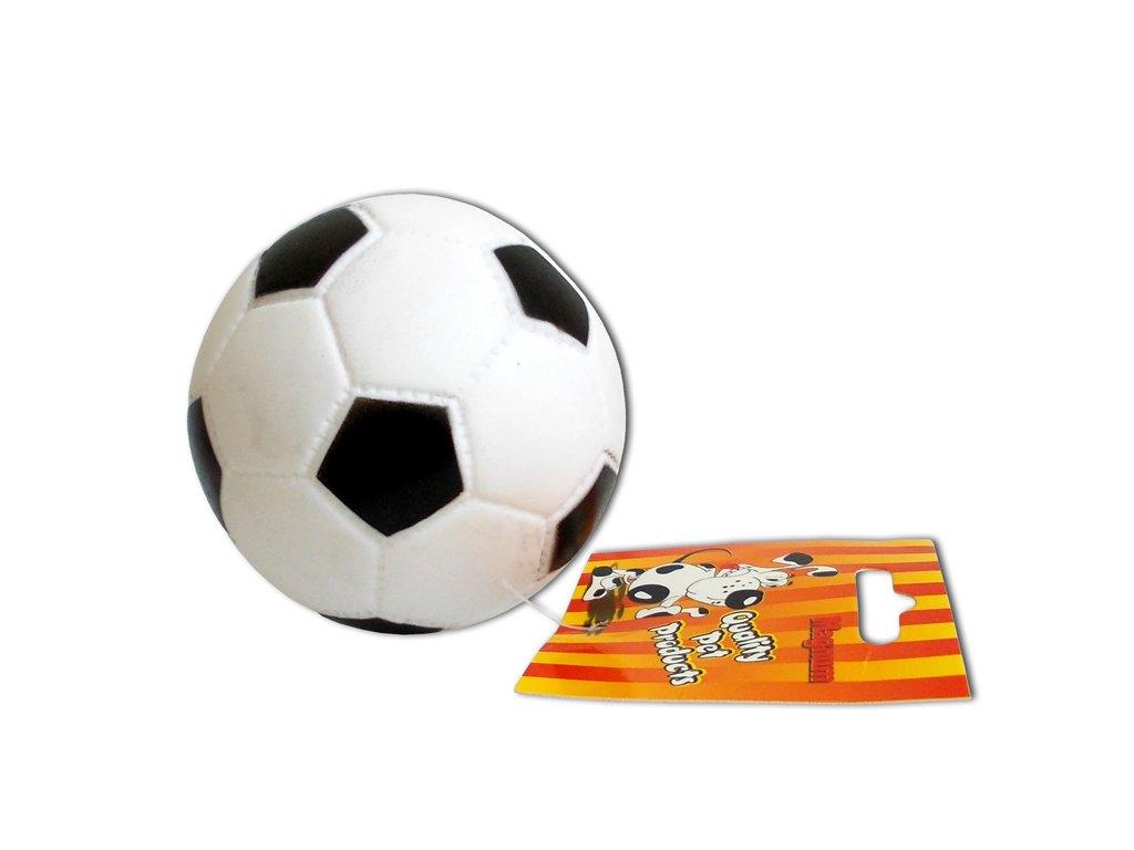 Míč pro psy fotbal 7 cm