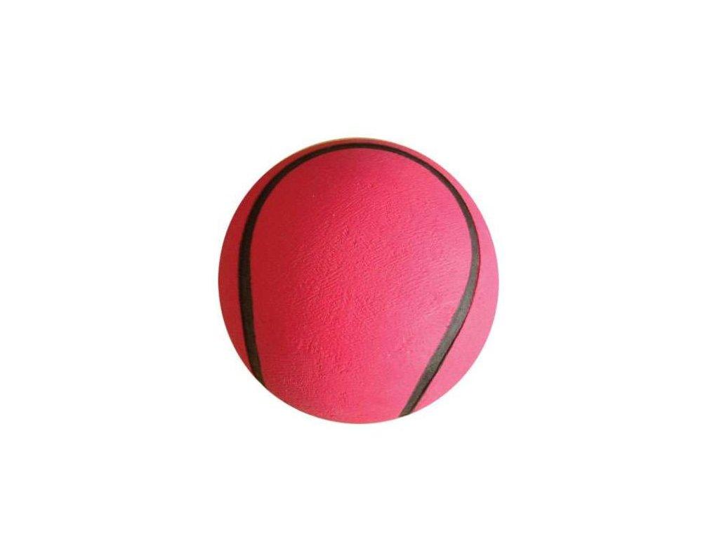 Míč volejball pěnový latex 6,3 cm