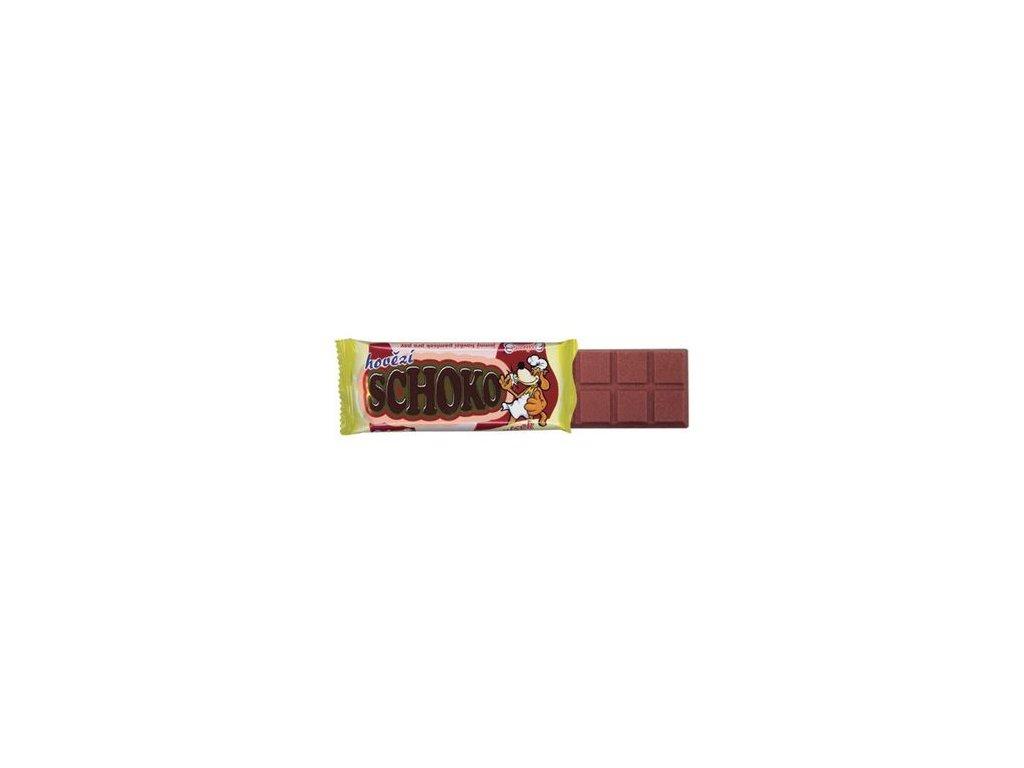 1278 ml cokolada hovezi 30g