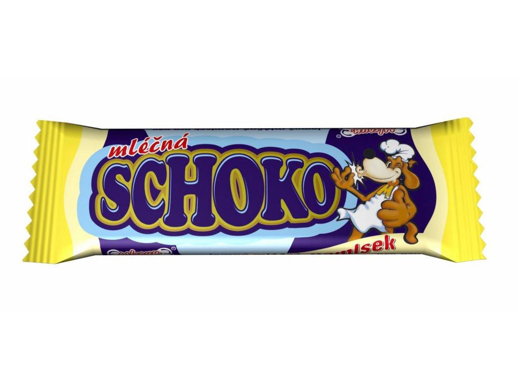 ML Čokoláda mléčná 30 g