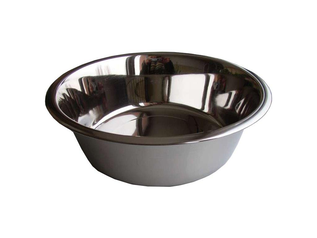 Nerezová miska pro psy 2,8 litrů