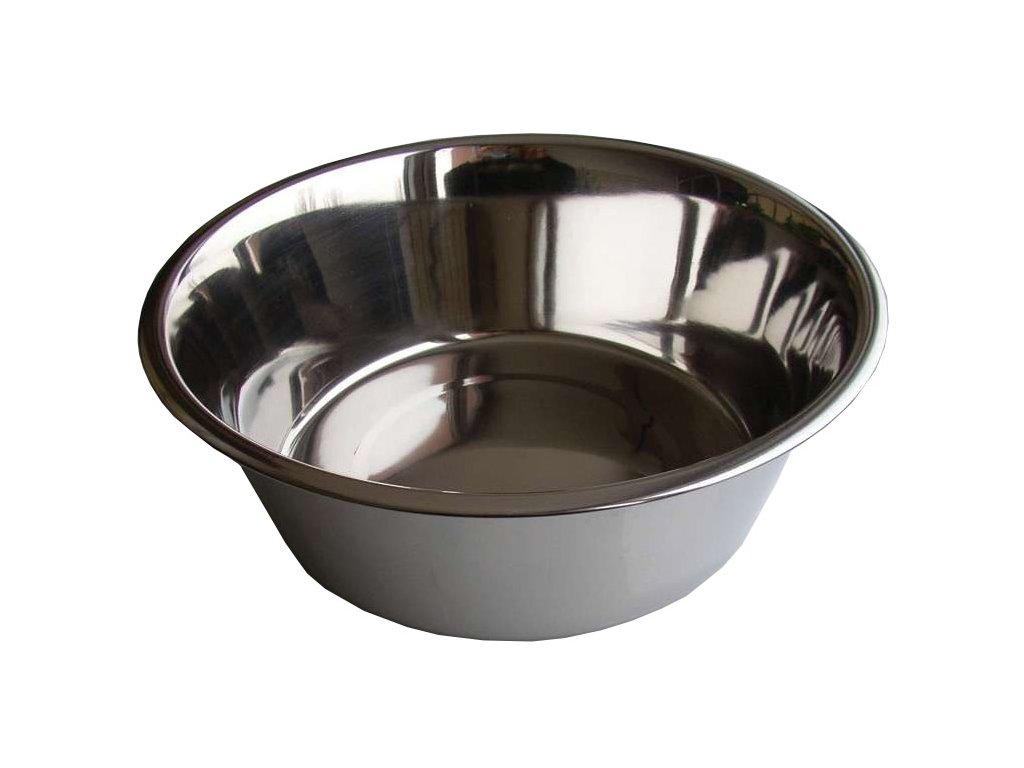 Nerezová miska pro psy 4 litry