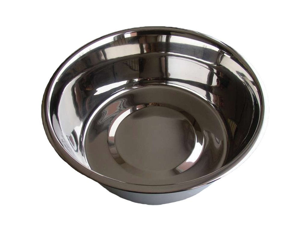 Nerezová miska pro psy 6,75 litrů
