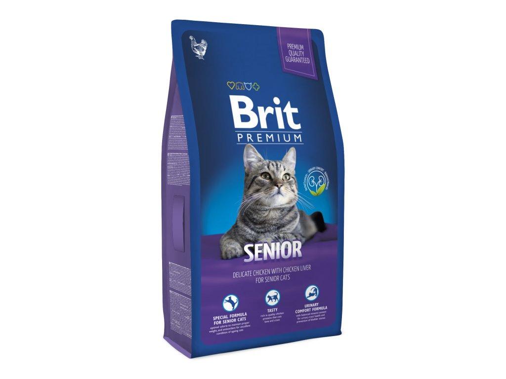 3885 new brit premium cat senior 1 5kg