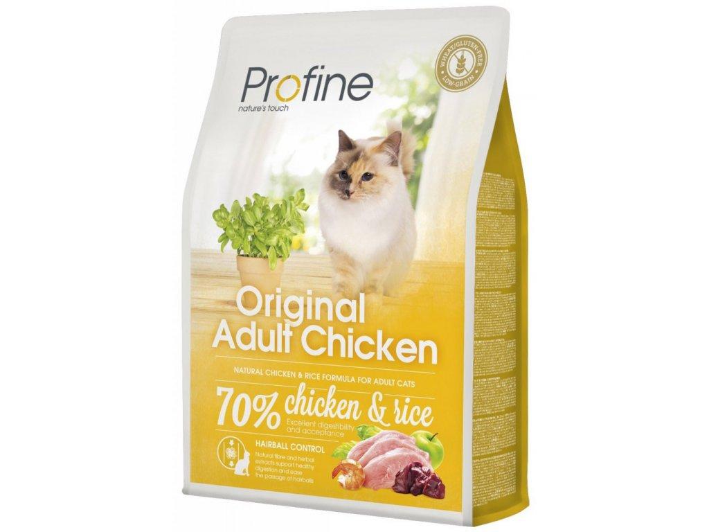 4377 1 new profine cat original adult chicken 2kg