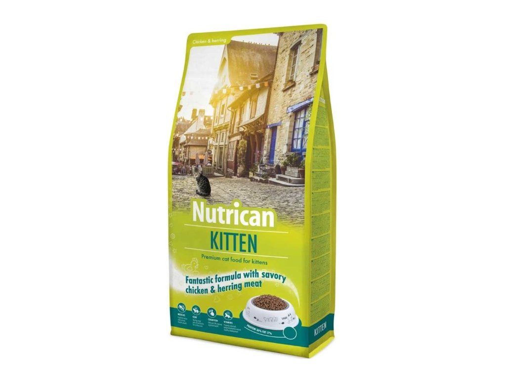 6804 nutrican cat kitten 2kg