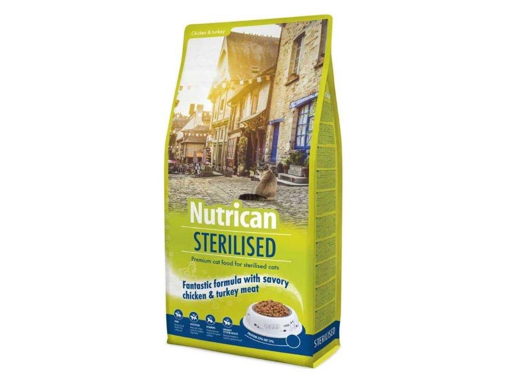 6819 nutrican cat sterilised 10kg