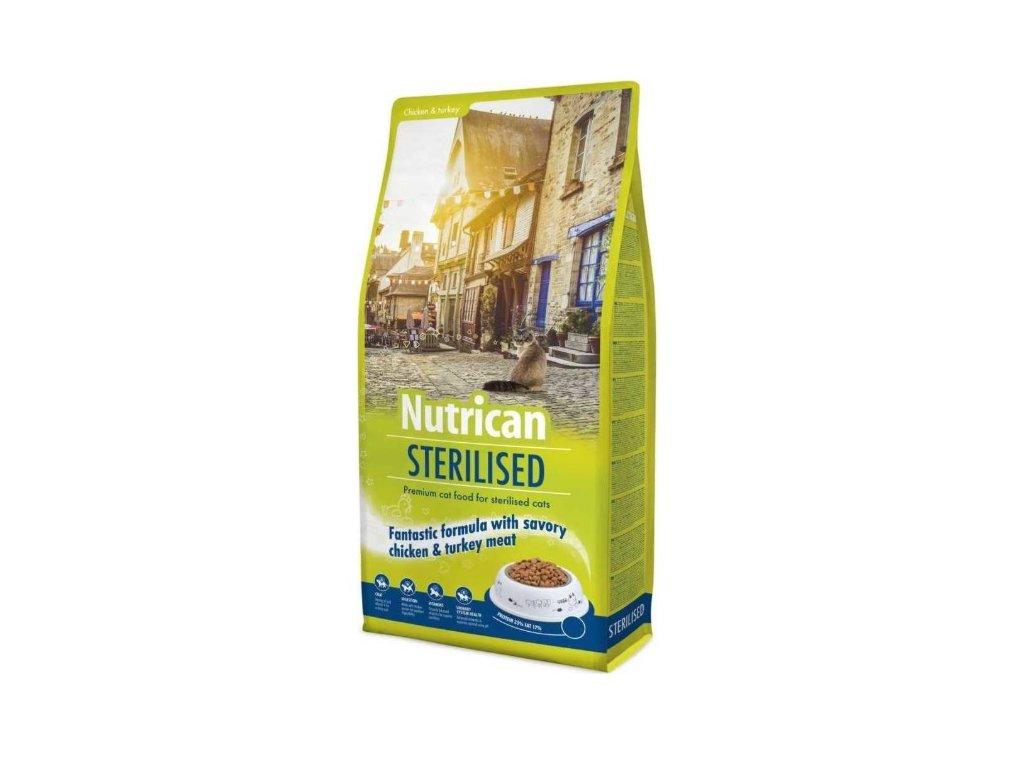 NutriCan Cat Sterilised 2 kg