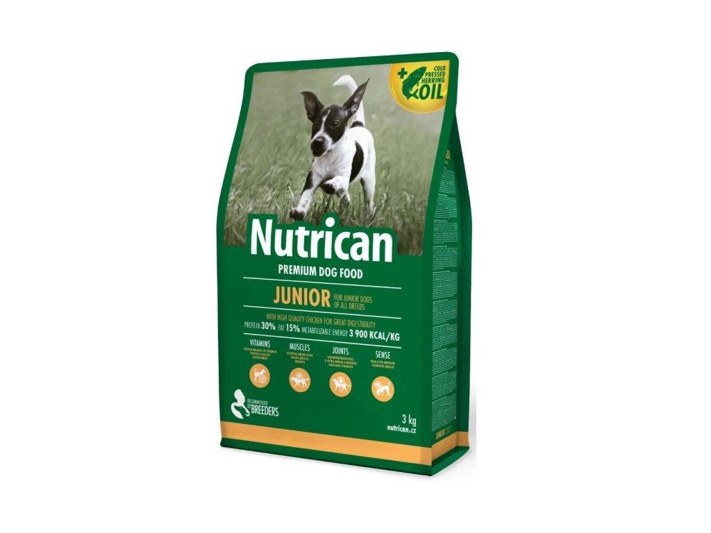 NutriCan Junior 3 kg