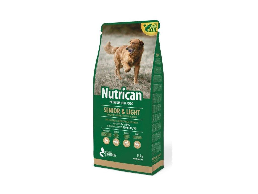 NutriCan Senior & Light 15 kg
