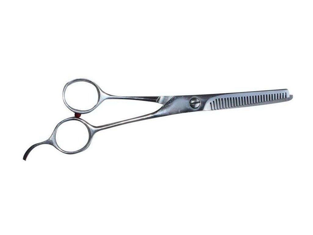 Nůžky prostřihávací 17 cm