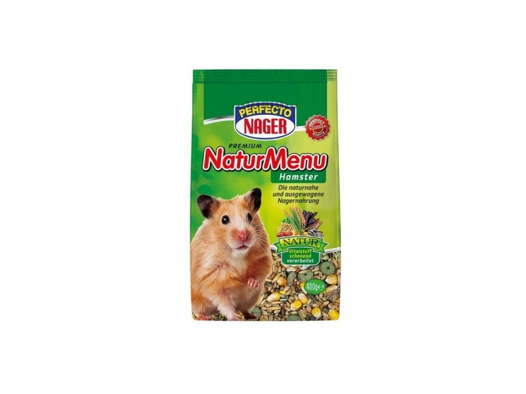 Perfecto Premium krmivo pro křečky 400 g