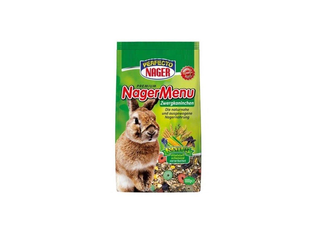 Perfecto Premium krmivo pro zakrslé králíky 1 kg