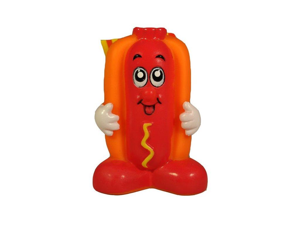 6855 vinyl hot dog 10cm