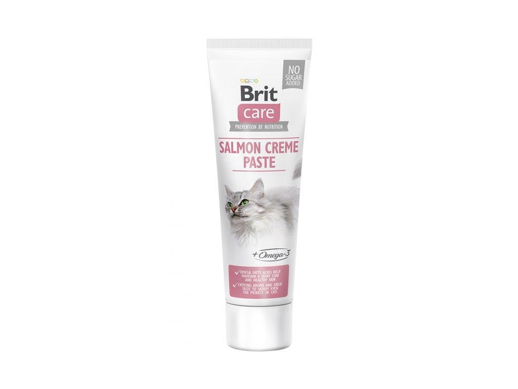 Brit Care Cat Paste Salmon creme 100 g