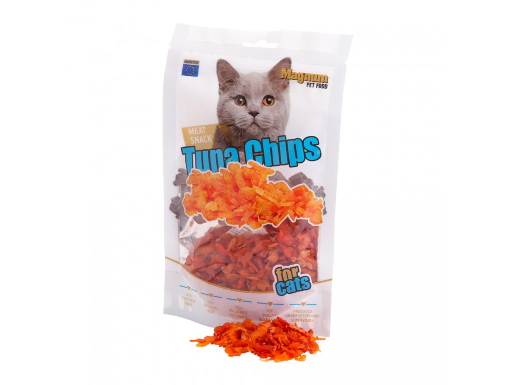 Magnum Tuna chips for cats 70 g