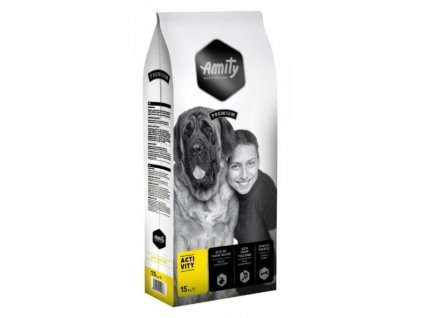 AMITY premium dog ACTIVITY 15kg   Tenesco.cz