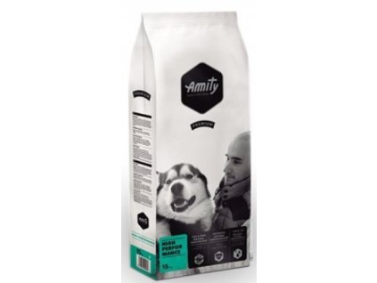 AMITY premium dog HIGH PERFORMANCE 15kg | Tenesco.cz