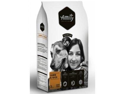 Amity Premium dog Lamb & Rice 3 kg