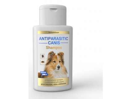 7686 antiparasitic canisshampoo 200ml