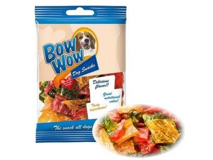 2280 bow wow zelatinove chipsy 60g 23ks
